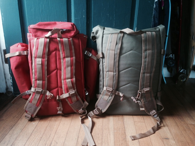 Poler Stuff – A Backpack for Europe