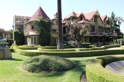 Winchester Mystery House – San Jose, California