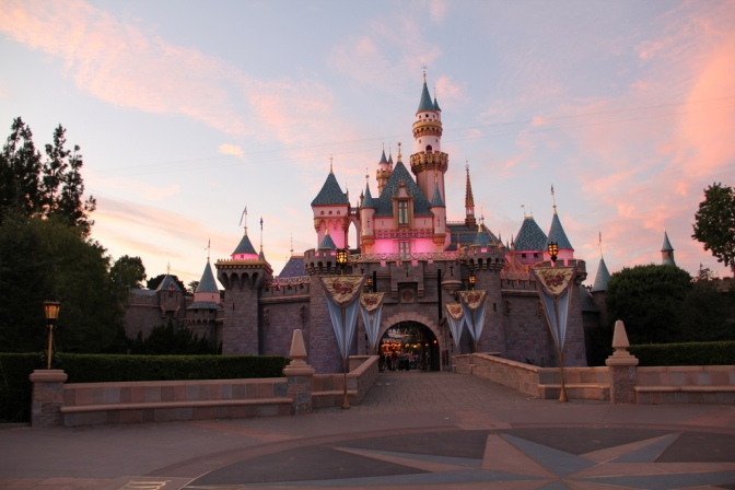 Disneyland – Shuttle Service vs. Anything Else